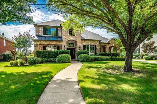 11073 La Cantera Trail, Frisco, TX 75033 (MLS #14387877) :: The Kimberly Davis Group