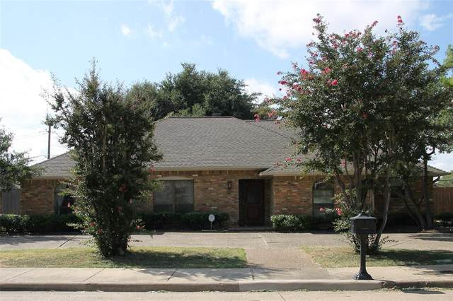 1900 Kensington Drive, Carrollton, TX 75007 (MLS #14387897) :: The Good Home Team
