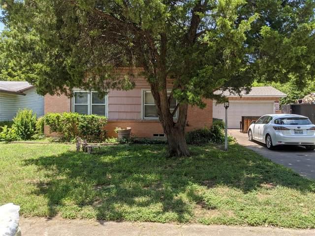 4309 Fitzsimmons Street, Dallas, TX 75216 (MLS #14387922) :: Frankie Arthur Real Estate