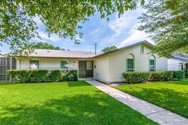 412 Worcester Way, Richardson, TX 75080 (MLS #14387929) :: Tenesha Lusk Realty Group