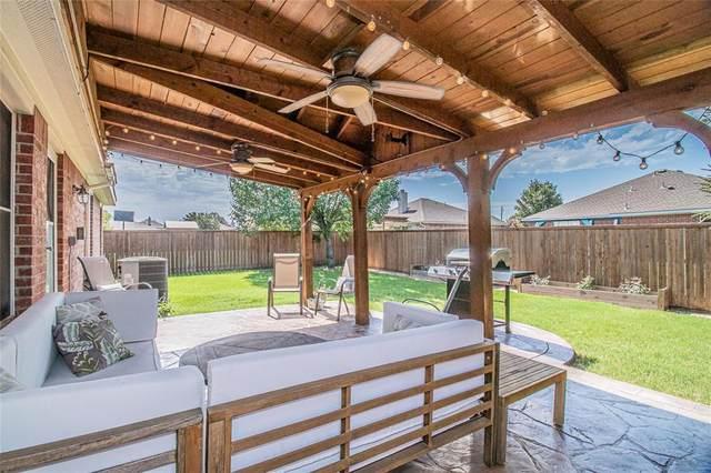 705 Alabaster Way, Wylie, TX 75098 (MLS #14387953) :: The Kimberly Davis Group