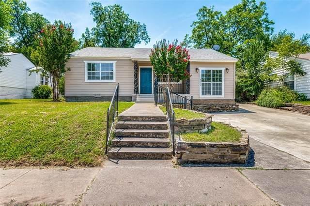 4112 Crestview Drive, Fort Worth, TX 76103 (MLS #14387970) :: ACR- ANN CARR REALTORS®