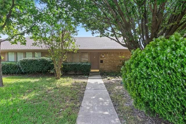 307 Candlewood Place, Richardson, TX 75081 (MLS #14388009) :: Tenesha Lusk Realty Group