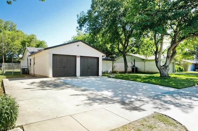 6017 Lindy Lane, Watauga, TX 76148 (MLS #14388044) :: North Texas Team   RE/MAX Lifestyle Property