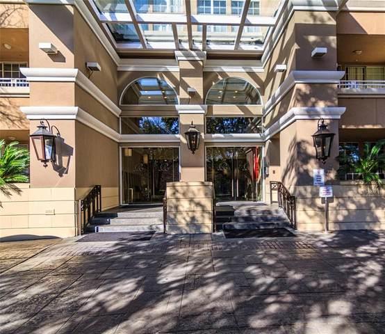 3225 Turtle Creek Boulevard #1635, Dallas, TX 75219 (MLS #14388054) :: Front Real Estate Co.