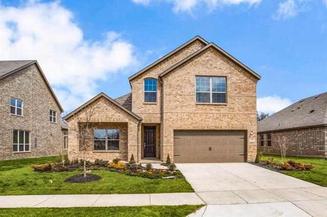1236 Carinna Drive, Anna, TX 75409 (MLS #14388077) :: Team Tiller