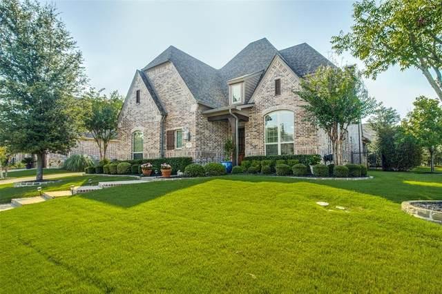 4240 Rocky Ford Drive, Prosper, TX 75078 (MLS #14388089) :: Tenesha Lusk Realty Group