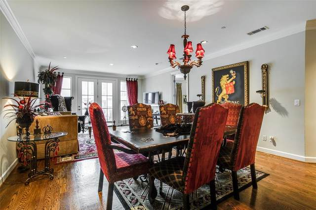 2300 Leonard Street #305, Dallas, TX 75201 (MLS #14388160) :: Front Real Estate Co.