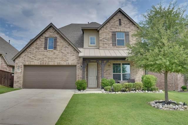 904 Llano Falls Drive, Mckinney, TX 75071 (MLS #14388188) :: The Kimberly Davis Group