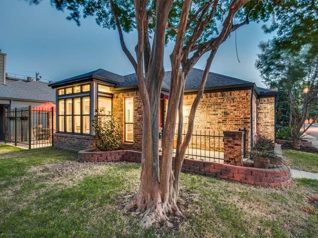3606 Word Street, Dallas, TX 75204 (MLS #14388190) :: Robbins Real Estate Group