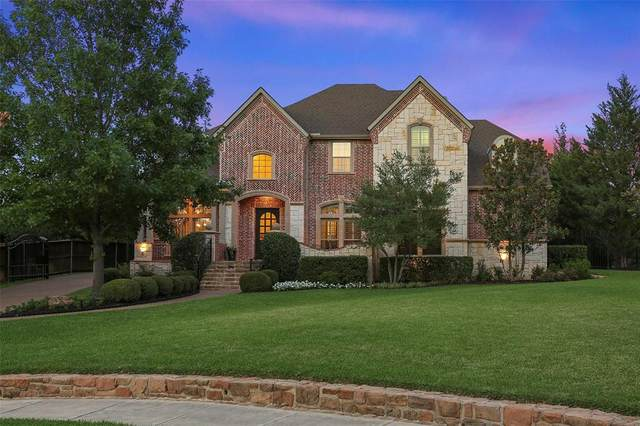 2301 Idlewild Court, Southlake, TX 76092 (MLS #14388260) :: The Kimberly Davis Group