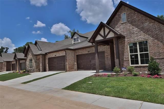1857 Stonecrest Boulevard #1901, Tyler, TX 75703 (MLS #14388270) :: Results Property Group