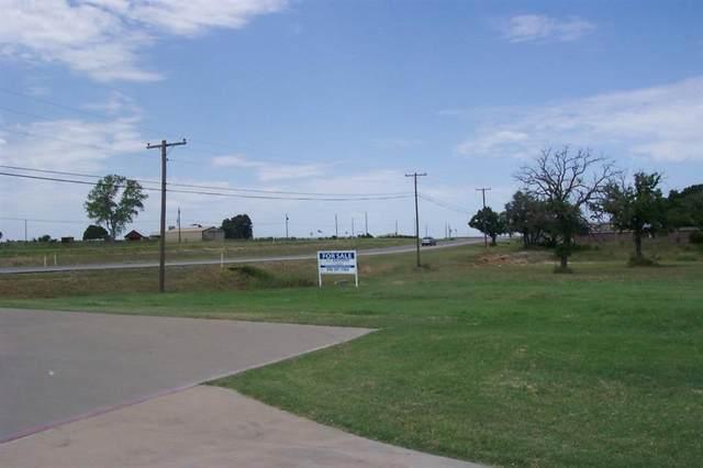 0 Mineral Wells Highway, Weatherford, TX 76088 (MLS #14388348) :: The Tierny Jordan Network