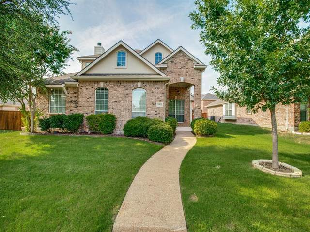 11962 Stephenville Drive, Frisco, TX 75035 (MLS #14388358) :: The Kimberly Davis Group