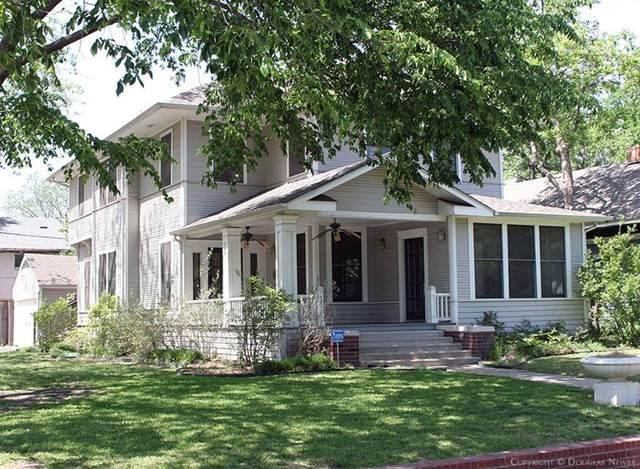 5003 Worth Street, Dallas, TX 75214 (MLS #14388364) :: EXIT Realty Elite
