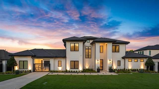 5613 Montclair Drive, Colleyville, TX 76034 (MLS #14388371) :: Frankie Arthur Real Estate