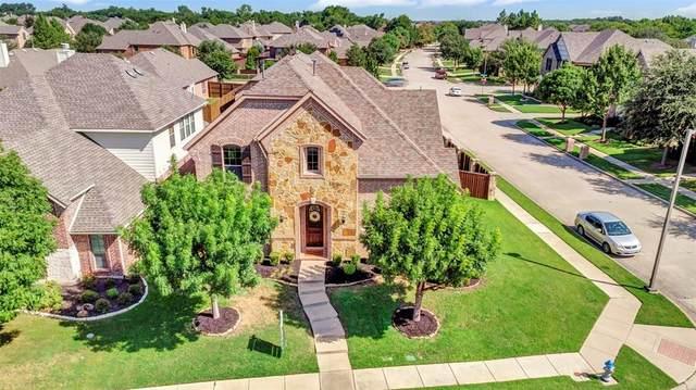 800 Panther Lane, Allen, TX 75013 (MLS #14388377) :: The Kimberly Davis Group