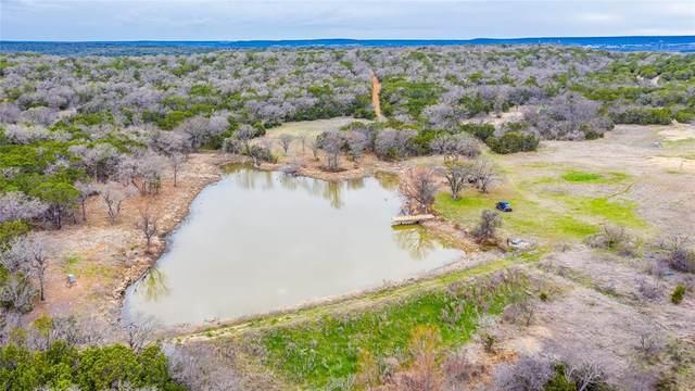TBD Tudor Road, Ranger, TX 76475 (MLS #14388561) :: The Kimberly Davis Group