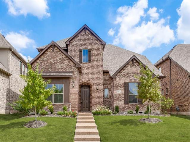 1602 Trowbridge Circle, Rockwall, TX 75032 (MLS #14388593) :: The Tierny Jordan Network