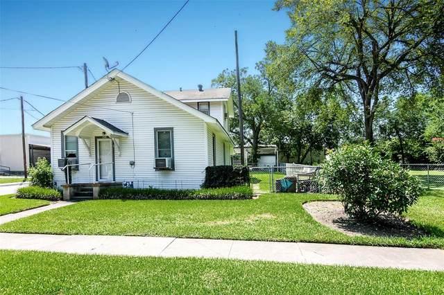 1501 W 6th Avenue, Corsicana, TX 75110 (MLS #14388682) :: The Kimberly Davis Group