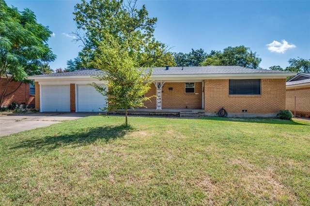 409 Vine Street, Euless, TX 76040 (MLS #14388691) :: The Heyl Group at Keller Williams