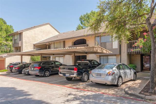 4521 N O Connor Road #2170, Irving, TX 75062 (MLS #14388727) :: The Mauelshagen Group