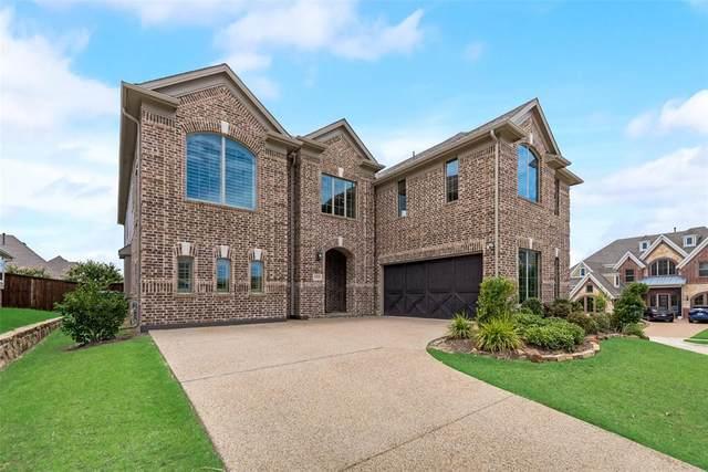 1533 Jamison Drive, Allen, TX 75013 (MLS #14388766) :: The Good Home Team