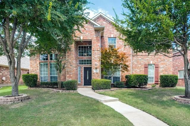 8829 Shakespeare Lane, Frisco, TX 75036 (MLS #14388771) :: The Kimberly Davis Group