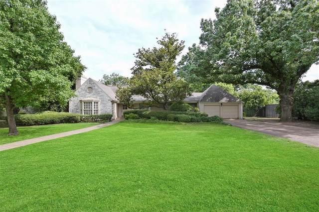 6018 Royal Crest Drive, Dallas, TX 75230 (MLS #14388788) :: RE/MAX Landmark
