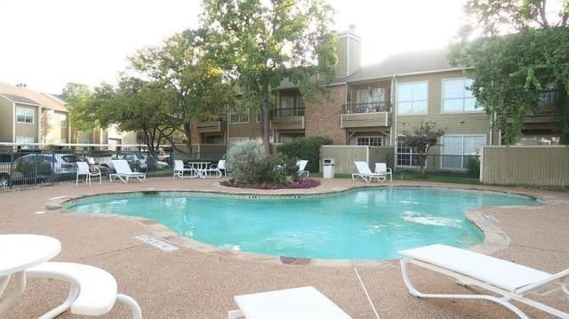 4101 Esters Road #112, Irving, TX 75038 (MLS #14388790) :: The Heyl Group at Keller Williams