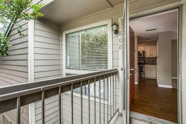 5616 Preston Oaks Road #808, Dallas, TX 75254 (MLS #14388801) :: Results Property Group
