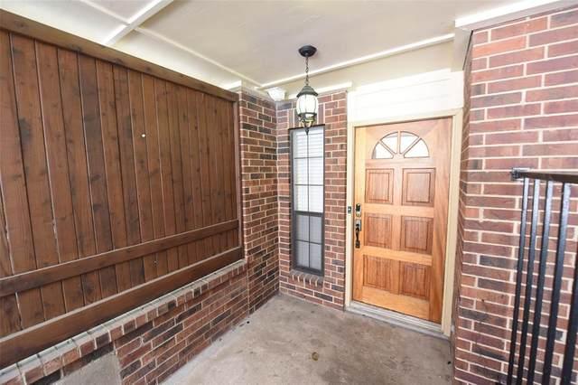3235 Cole Avenue #50, Dallas, TX 75204 (MLS #14388829) :: The Mauelshagen Group