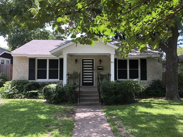 911 N Winnetka Avenue, Dallas, TX 75208 (MLS #14388839) :: The Daniel Team