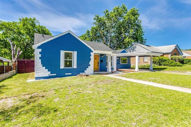6224 Wofford Avenue, Dallas, TX 75227 (MLS #14388855) :: Robbins Real Estate Group