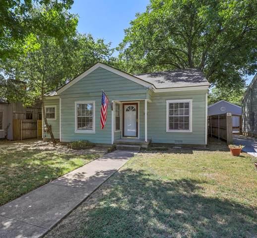 5629 Pershing Avenue, Fort Worth, TX 76107 (MLS #14389022) :: Robbins Real Estate Group