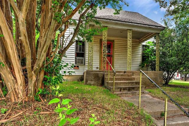 1219 W Chestnut Street, Denison, TX 75020 (MLS #14389059) :: Frankie Arthur Real Estate