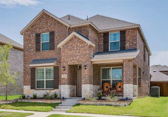 2165 Barx Drive, Little Elm, TX 75068 (MLS #14389101) :: The Heyl Group at Keller Williams