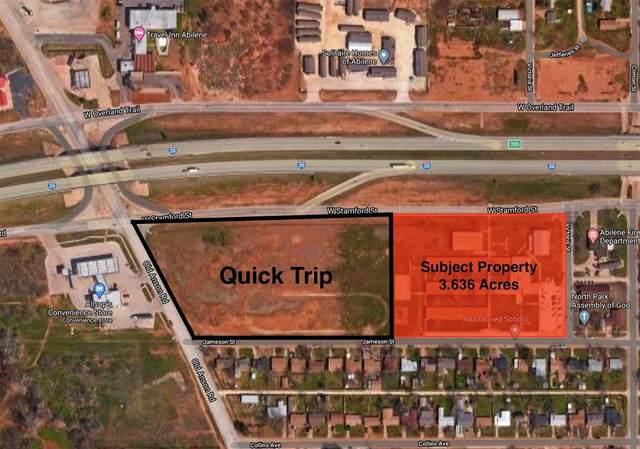 3238 Victoria Street, Abilene, TX 79603 (MLS #14389135) :: Trinity Premier Properties