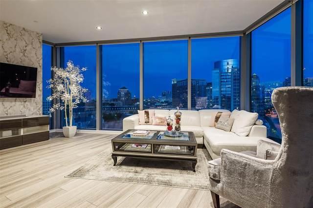 2900 Mckinnon Street #1001, Dallas, TX 75201 (MLS #14389174) :: Front Real Estate Co.