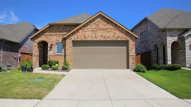 1971 Sunnybrook Drive, Heartland, TX 75126 (MLS #14389207) :: The Heyl Group at Keller Williams