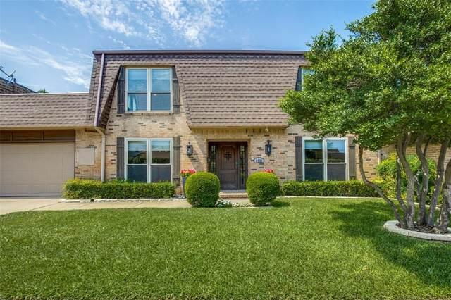4321 Dartstone Drive, Dallas, TX 75244 (MLS #14389230) :: Frankie Arthur Real Estate