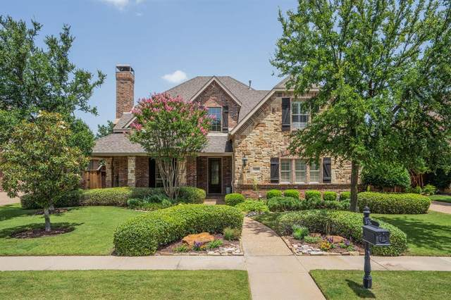 5200 Connors Drive, Flower Mound, TX 75028 (MLS #14389257) :: HergGroup Dallas-Fort Worth