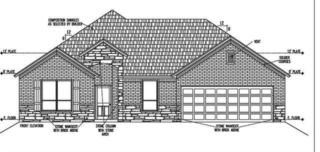 208 Carriage Hills Pkwy, Abilene, TX 79602 (MLS #14389283) :: ACR- ANN CARR REALTORS®