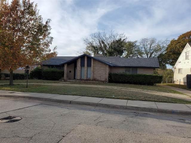 1205 Golden Trophy Drive, Dallas, TX 75232 (MLS #14389284) :: Frankie Arthur Real Estate