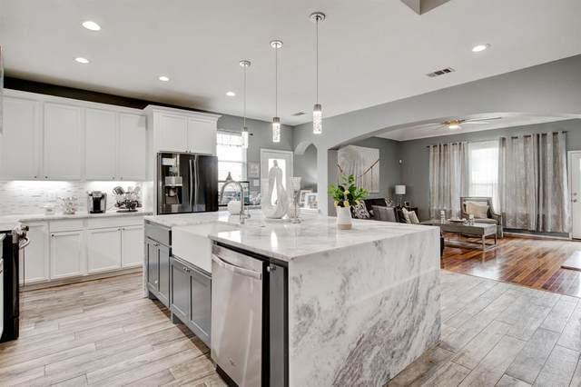 8321 Rolling Rock Drive, Fort Worth, TX 76123 (MLS #14389317) :: Trinity Premier Properties