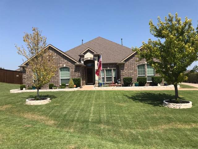 612 Clubwood Court, Desoto, TX 75115 (MLS #14389374) :: The Heyl Group at Keller Williams