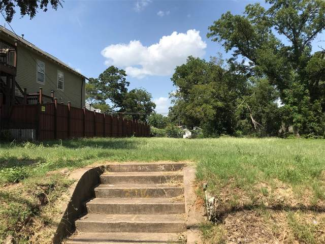 3716 Colonial Avenue, Dallas, TX 75215 (MLS #14389398) :: The Heyl Group at Keller Williams