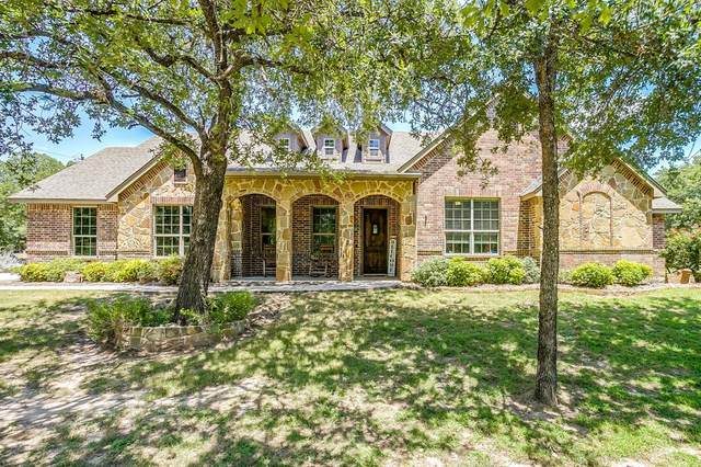 332 Sandpiper Drive, Weatherford, TX 76088 (MLS #14389459) :: The Kimberly Davis Group
