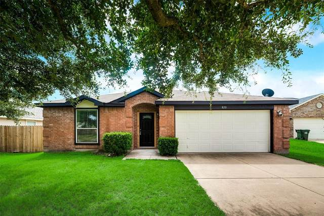 820 Tiffany Street, Seagoville, TX 75159 (MLS #14389501) :: The Heyl Group at Keller Williams