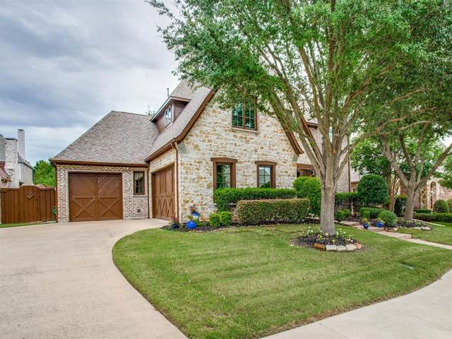 11950 Verona Court, Frisco, TX 75035 (MLS #14389542) :: Trinity Premier Properties